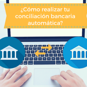 Conciliación bancaria automática