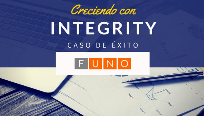 Caso de éxito Integrity Software