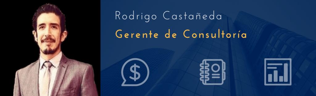 Rodrigo Castañeda - Gerente de Consultoría