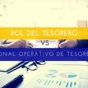 Rol del Tesorero vs Personal operativo